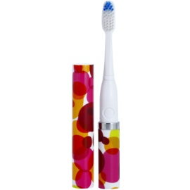 Violife Slim Sonic Bubbles електрична зубна щітка на батарейках із запасною головкою
