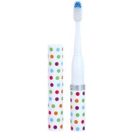 Violife Slim Sonic Confetti cepillo de dientes sónico eléctrico con cabezal de recambio
