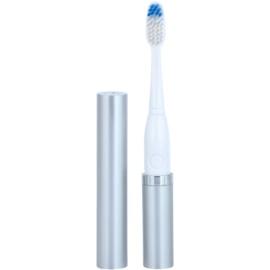 Violife Slim Sonic Silver cepillo de dientes sónico eléctrico con cabezal de recambio