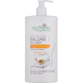 Vis Plantis Helix Vital Care Body Lotion for Prevention and Reduction of Stretch Marks With Snail Extract Poly-Helixan 500 ml
