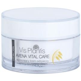 Vis Plantis Avena Vital Care силно подхранващ нощен крем  50 мл.