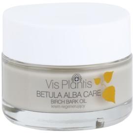 Vis Plantis Betula Alba Care crema de fata regeneratoare cu gudron natural de mesteacan  50 ml