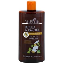 Vis Plantis Betula Alba Care gel de dus matasos cu gudron natural de mesteacan  300 ml