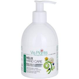 Vis Plantis Helix Hand Care výživná krémová maska na ruky a nechty  300 ml