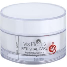 Vis Plantis Reti Vital Care denný protivráskový krém s hydratačným účinkom Adenosine, Retinol, Poly-Helixan and Snail Slime Filtrate 50 ml