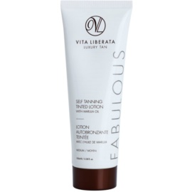 Vita Liberata Fabulous tónovaný samoopalovací krém (Medium) 100 ml