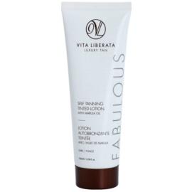 Vita Liberata Fabulous tónovaný samoopalovací krém (Dark) 100 ml