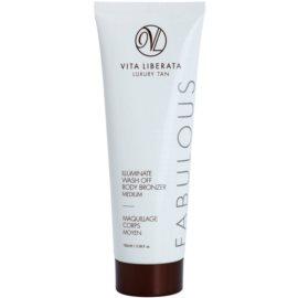 Vita Liberata Fabulous Washable Bronzing For Body  100 ml