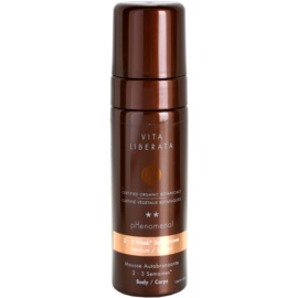 Vita Liberata Phenomenal Self - Tanning Mousse Color Medium 125 ml