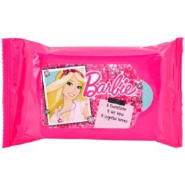 VitalCare Barbie vlhčené ubrousky pro děti  15 ks