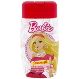 VitalCare Barbie гель для душу для дітей  300 мл