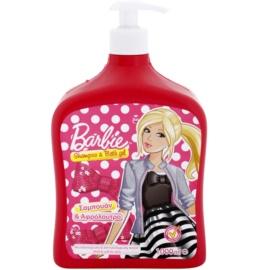 VitalCare Barbie Gel de dus si sampon pentru copii 2 in 1  1000 ml