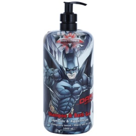 VitalCare Batman Shampoo und Duschgel für Kinder 2 in 1  1000 ml