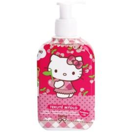 VitalCare Hello Kitty tekuté mýdlo pro děti  250 ml