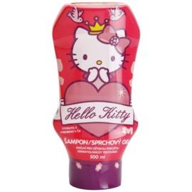 VitalCare Hello Kitty shampoo e doccia gel per bambini 2 in 1  500 ml