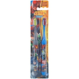 VitalCare Justice League fogkefék gyermekeknek 2 db  2 db