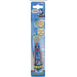 VitalCare Thomas & Friends Kinderzahnbürste mit blinkender Schaltuhr weich