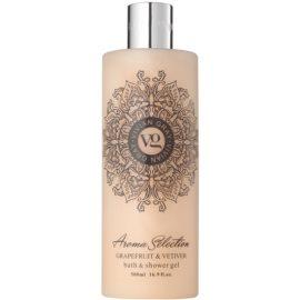 Vivian Gray Aroma Selection Grapefruit & Vetiver Гел за душ и вана  500 мл.