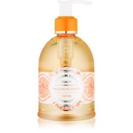 Vivian Gray Naturals Orange Blossom flüssige Cremeseife  250 ml