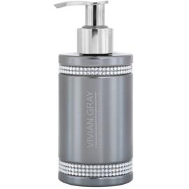 Vivian Gray Crystals Gray krémové mýdlo  250 ml