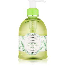 Vivian Gray Naturals Green Tea Cream Liquid Soap  250 ml