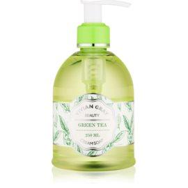 Vivian Gray Naturals Green Tea krémové tekuté mýdlo  250 ml