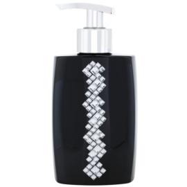 Vivian Gray Starlight Squares Black fényűző folyékony szappan kézre  250 ml