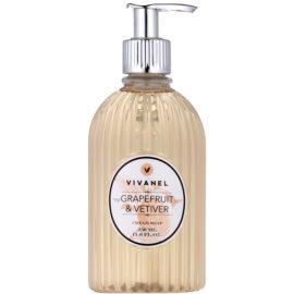 Vivian Gray Vivanel Grapefruit&Vetiver Cream Liquid Soap  350 ml