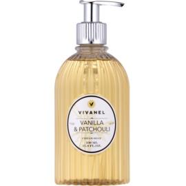 Vivian Gray Vivanel Vanilla&Patchouli krémové tekuté mýdlo  350 ml