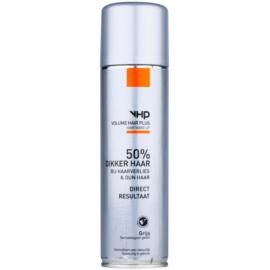 Volume Hair Plus Hair Make Up fortalecedor de cabelo para cabelo fino em spray tom Grey 250 ml