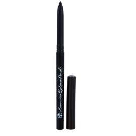 W7 Cosmetics Automatic Eyeliner молив за очи цвят Black