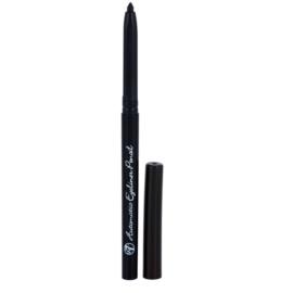 W7 Cosmetics Automatic Eyeliner tužka na oči odstín Black