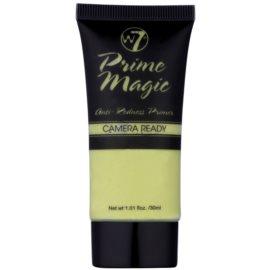 W7 Cosmetics Prime Magic Camera Ready podkladová báze proti zarudnutí  30 ml