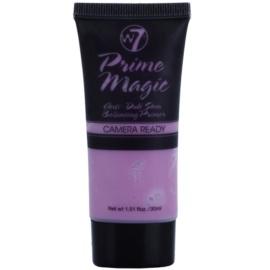 W7 Cosmetics Prime Magic Camera Ready основа під макіяж для вирівнювання тону шкіри  30 мл