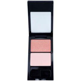 W7 Cosmetics Duo Blusher tvářenka se štětečkem odstín 02 7 g
