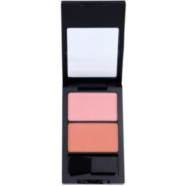 W7 Cosmetics Duo Blusher blush cu pensula culoare 03 7 g