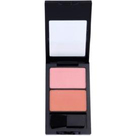 W7 Cosmetics Duo Blusher tvářenka se štětečkem odstín 03 7 g