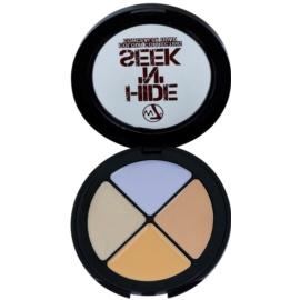 W7 Cosmetics Hide 'N' Seek korektor proti nedokonalostem pleti odstín Lavender  5 g