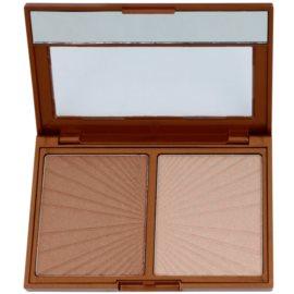 W7 Cosmetics Hollywood bronzer z ogledalom  13 g