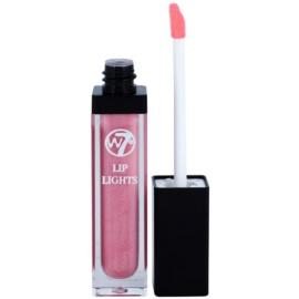 W7 Cosmetics Lip Lights lesk na rty se zrcátkem a světýlkem odstín 02 6 ml