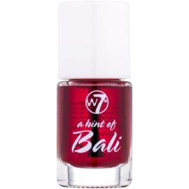W7 Cosmetics Lip Stain lesk na rty a tváře odstín Hint of Bali 10 ml