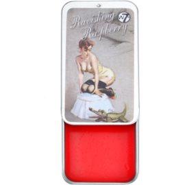 W7 Cosmetics Sliders balzám na rty příchuť Ravishing Raspberry 7 g