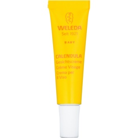 Weleda Baby and Child creme de rosto de calendula  10 ml