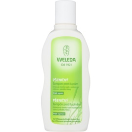 Weleda Hair Care champô de trigo anti-caspa  190 ml