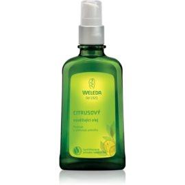 Weleda Citrus osvežujoče olje  100 ml