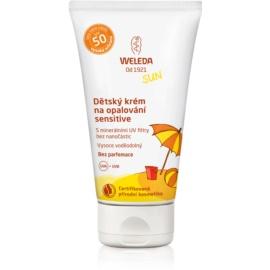 Weleda Sun Bräunungscreme für Kinder SPF50  50 ml