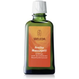 Weleda Arnika masážny olej  100 ml