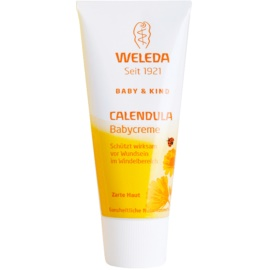 Weleda Baby and Child Infant Cream To Treat Diaper Rash Calendula  75 ml