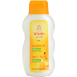 Weleda Baby and Child aceite de caléndula para niños  200 ml