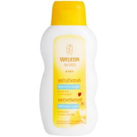 Weleda Baby and Child baño para bebés caléndula  200 ml
